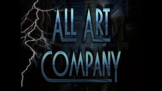 "All Art Company - ""The Inner World"" live Kalmar 2014"