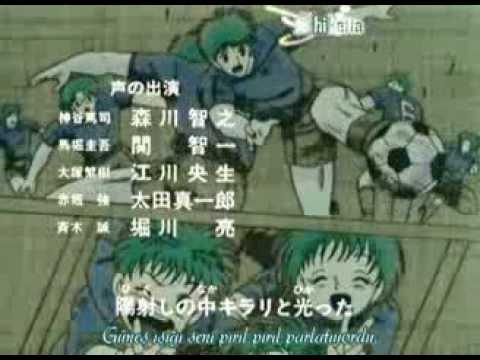 Aoki Densetsu Shoot! ending 2