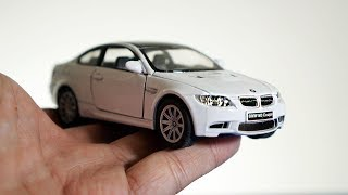 BMW M3 Coupe Hard Top 1:36 Scale Diecast Model