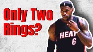 Were The Big 3 Miami Heat Disappointing?