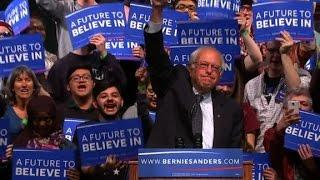 Bernie Sanders' Wisconsin primary victory speech