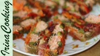 РЫБНЫЙ ТОРТ - праздничное блюдо из рыбы