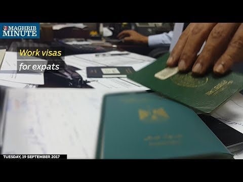 Work visas for expats