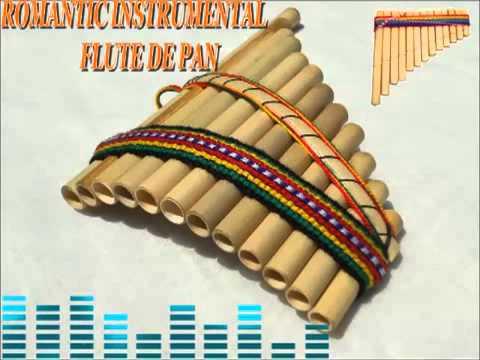 Instrumental Andina en Flauta de Pan Melodiosos Sonidos de los majestuOSOS Andes
