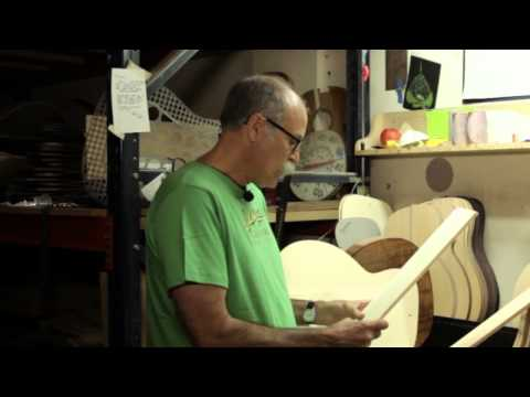 Inside Collings Guitars: Acoustic Top Woods