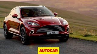 Aston Martin DBX review | new V8 Aston SUV on test | Autocar