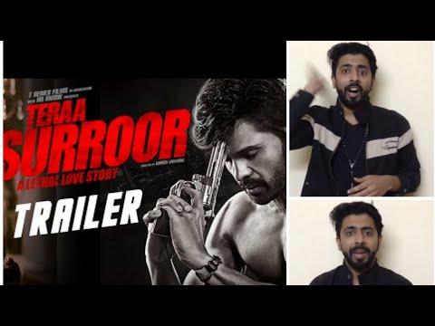 Tera Suroor Trailer Reaction || Himesh Reshamiya