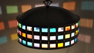 AER chandelier by Kevin Duchon