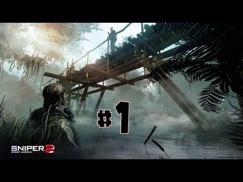 Sniper: Ghost Warrior 2 - Walkthrough - Part 1 - Communication Breakdown (PC/X360/PS3) [HD]