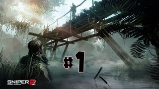 Sniper: Ghost Warrior 2 - Walkthrough - Part 1 - Communication Breakdown (PC/X360/PS3) [HD]
