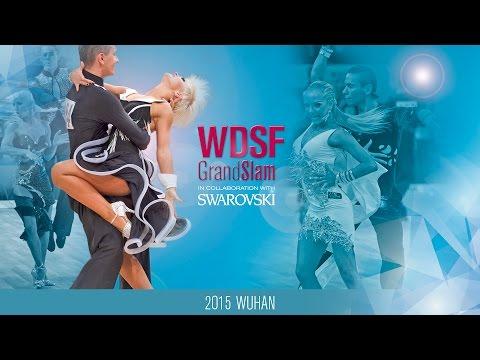 2015 GrandSlam Latin Wuhan | The Trailer | DanceSport Total