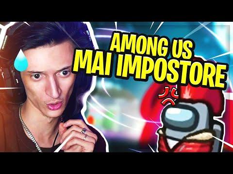 IL RITORNO DI AMONG US!! w/Melagoodo