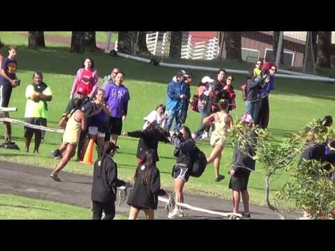 2016 Hawaii State Cross Country Championships