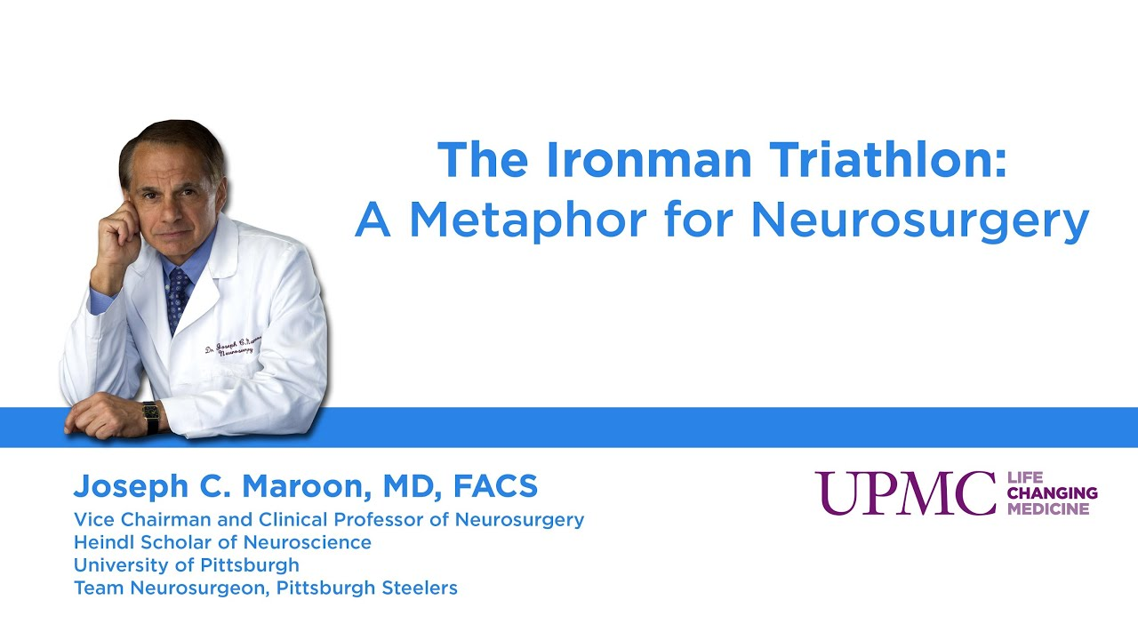 The Ironman Triathlon: A Metaphor for Neurosurgery