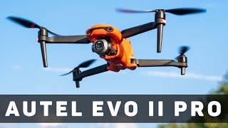 Autel EVO II Pro First Flight & Impressions