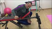 The Domyos BA220 Exercise Bench - YouTube