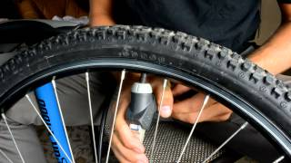 aergun x 1000 bike pump how to fill bicycle tires with schrader valves