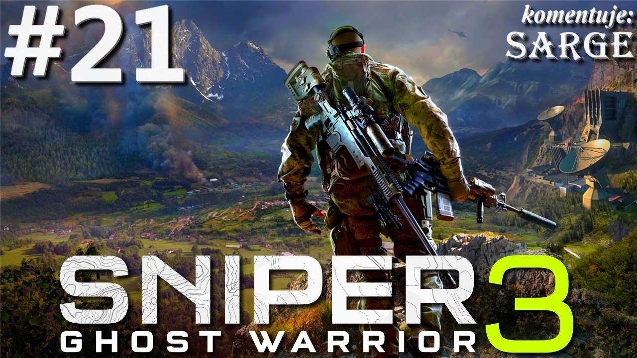 Zagrajmy w Sniper: Ghost Warrior 3 [60 fps] odc. 21 – Pancerne skrzynie z ładunkiem
