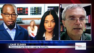 Case Closed | Study Shows No Lung Damage from Vaping