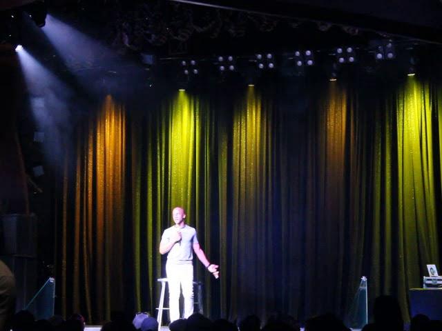 """2019 TJFV  Comedy Show """"Damon Williams"""""""
