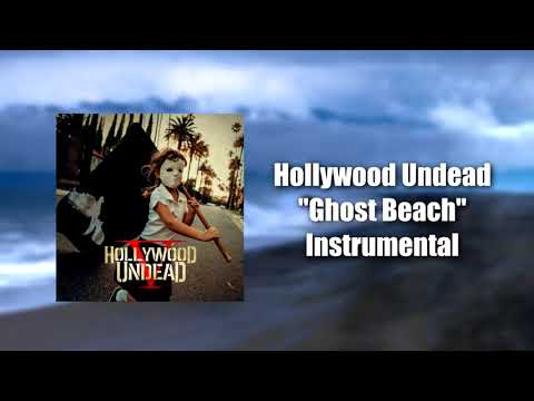 Hollywood Undead - Ghost Beach Instrumental (Studio Quality)