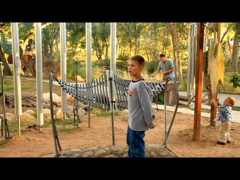 """""""Freenotes Harmony Park"""" Outdoor Musical Instruments in Moab, Utah"""