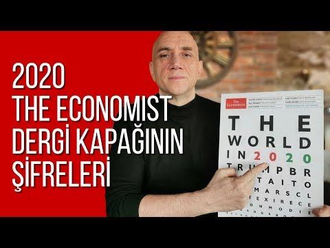 2020 The Economist Kapak Yorumlarına SON Nokta