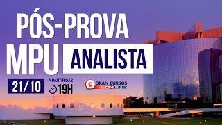 Gabarito MPU 2018 | Correção da prova para Analista