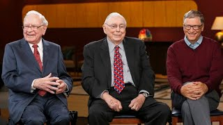 Watch CNBC's full interview with Warren Buffett, Charlie Munger and Bill Gates