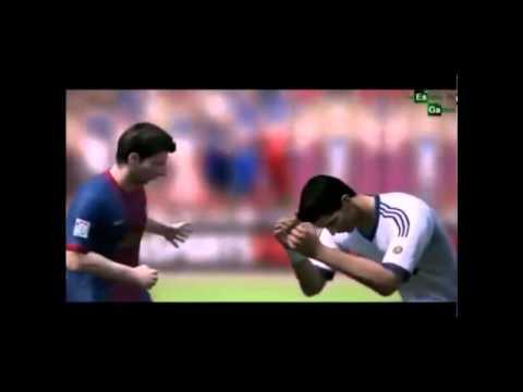 Cristiano Ronaldo Vs Messi 2015