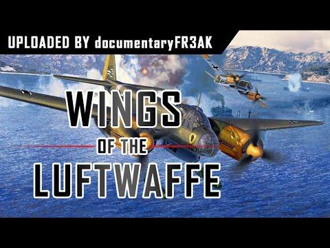 Wings of the Luftwaffe - Secret Luftwaffe Aircraft of WWII