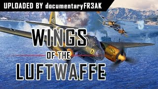 Wings of the Luftwaffe - Secret Luftwaffe Aircraft of WWII
