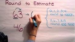 Round to Estimate