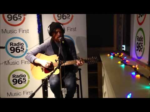 Sneak Peak - Matt Mays on The Radio 96.5 Christmas Kitchen Party