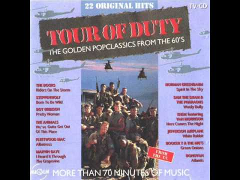 Tour of Duty Album 1 - The Doors - Riders on the Storm - Track 1