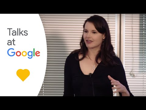 Geena Davis  Talks at Google