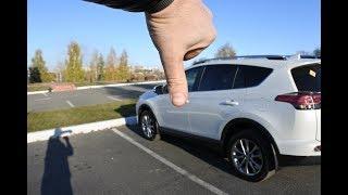 Что меня бесит в новой  Toyota RAV4? Критика владельца!