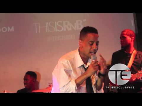 "J. Holiday Performs ""Bed"" at Sol Village 2013"