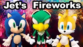 TT Movie: Jet's Fireworks