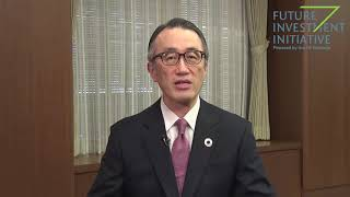 Mike Kanetsugu, President and CEO, MUFG - FII 4th Edition
