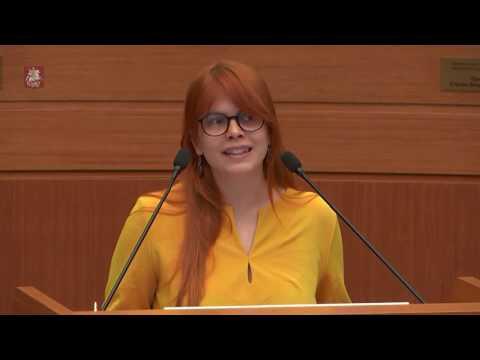 Дарья Беседина о назначении мировых судей Москвы