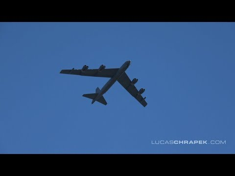 B-52 Mosnov Prilet