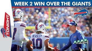 Breaking Down the Buffalo Bills' 2-0 Start to the Season