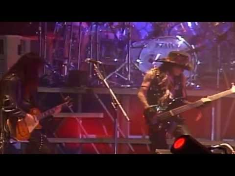 X JAPAN -「SILENT JEALOUSY」1992.1.7. (full screen 16:9)