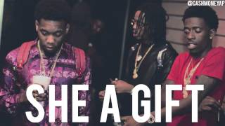 "Rich Homie Quan x Fetty Wap Type Beat 2015 - ""She A Gift"" ( Prod.By @CashMoneyAp )"