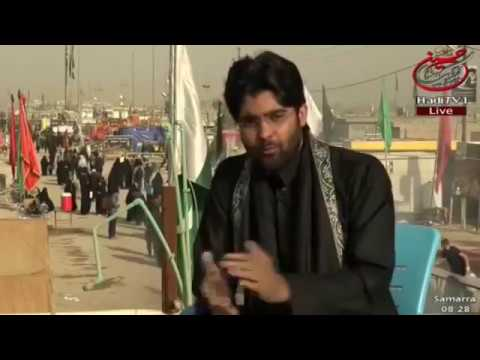 Live Transmission Of Hadi Tv1 From Najaf To KARBO-BALA Walk Start From 11th Safar Ul Muzaffar 1439