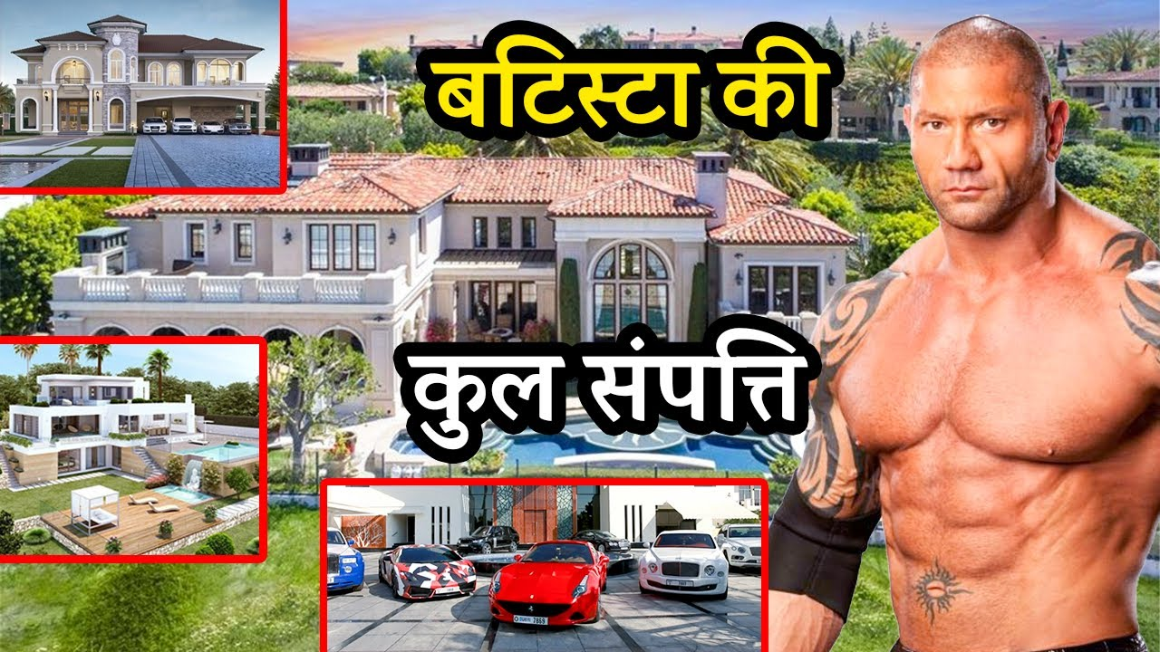 Dave Bautista Net Worth | Lifestyle | Biography | House | Cars | Family |Property, Lifestory, Income