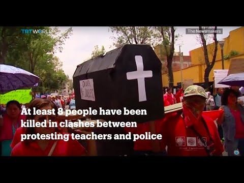 Picture This: Mexico's Teacher Uprising