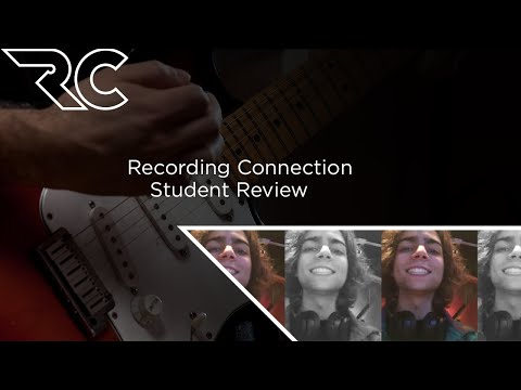 Recording Connection Student Review