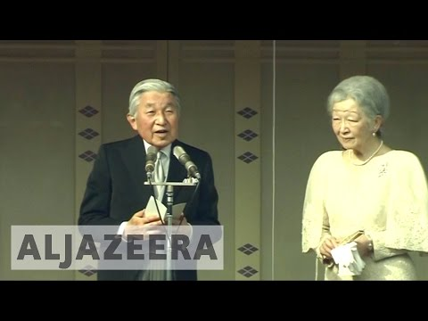 Japan considering special law to allow emperor to abdicate